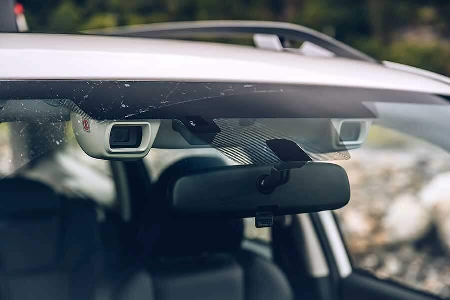結合Subaru Forester GT Edition和Subaru XV GT Edition兩部休旅車,TG這回記畫了一場六芒星GT之旅。