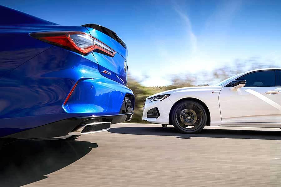 不再冷飯熱炒,2021 Acura TLX要放膽走自己的路。