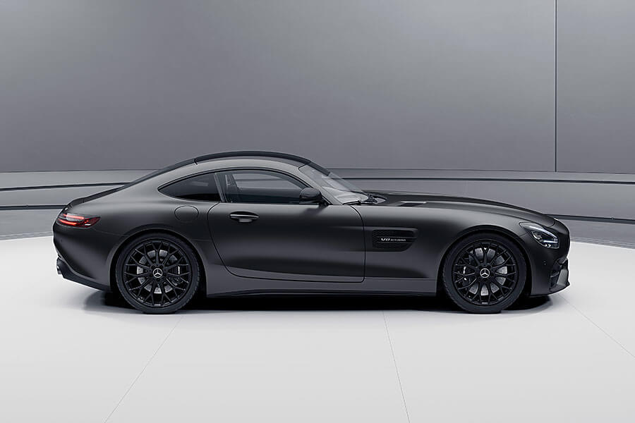 車系編成那麼複雜幹什麼,摻在一起做成AMG GT啊,賓士!
