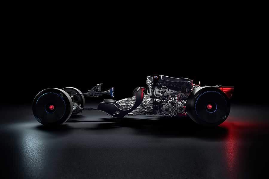 關於眼前這輛Bugatti Bolide,一切的一切都是從一個假如開始……