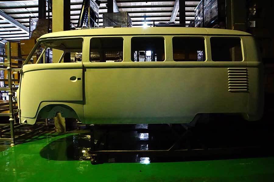 當古董車換上電力驅動而重生的那一刻,這個世界將掀起一波新潮流。