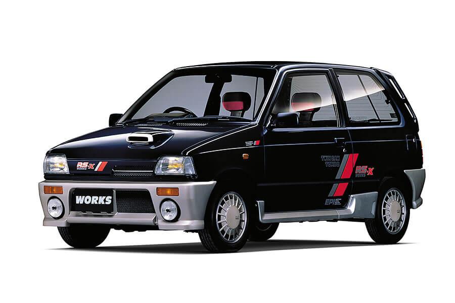 豐田新型GR Yaris最近魅力風靡全球,但在家鄉日本其實還有一些怪誕程度不亞於暴力小鴨的「大賢拜」們。