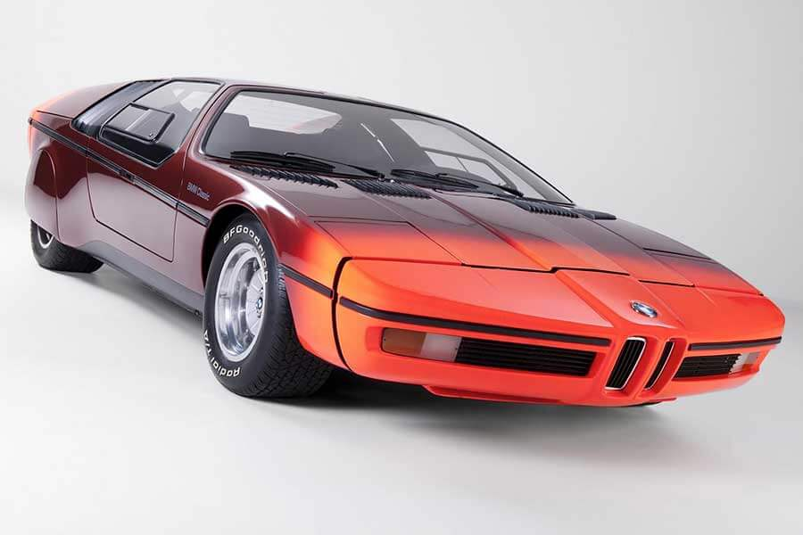 從2021的此刻回頭望去,原來早在五十年前,這個世紀便已因為這些概念車而如此精采。